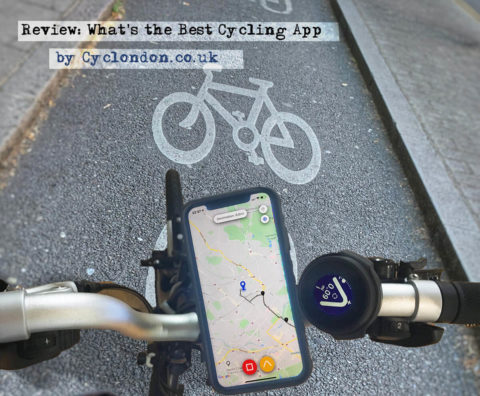 Review: What's the Best Cycling App