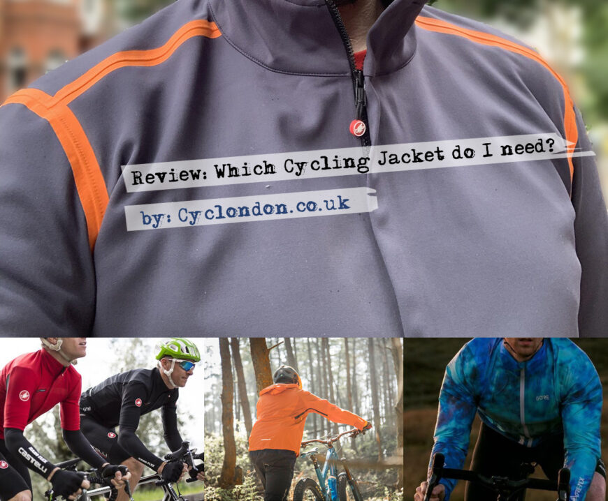 cycling jackets review