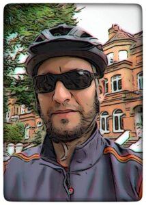 Cyclist Yoni